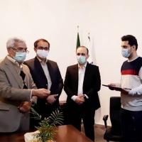 نخستین تسهیلات صندوق  پژوهش و فناوری غیر دولتی استان گلستان